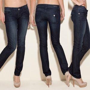 Guess skinny Daredevil jeans
